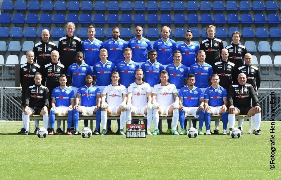 Elftal FC Den Bosch