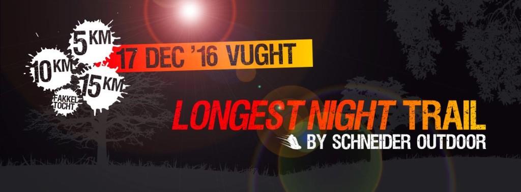 Derde editie Longest Night Trail