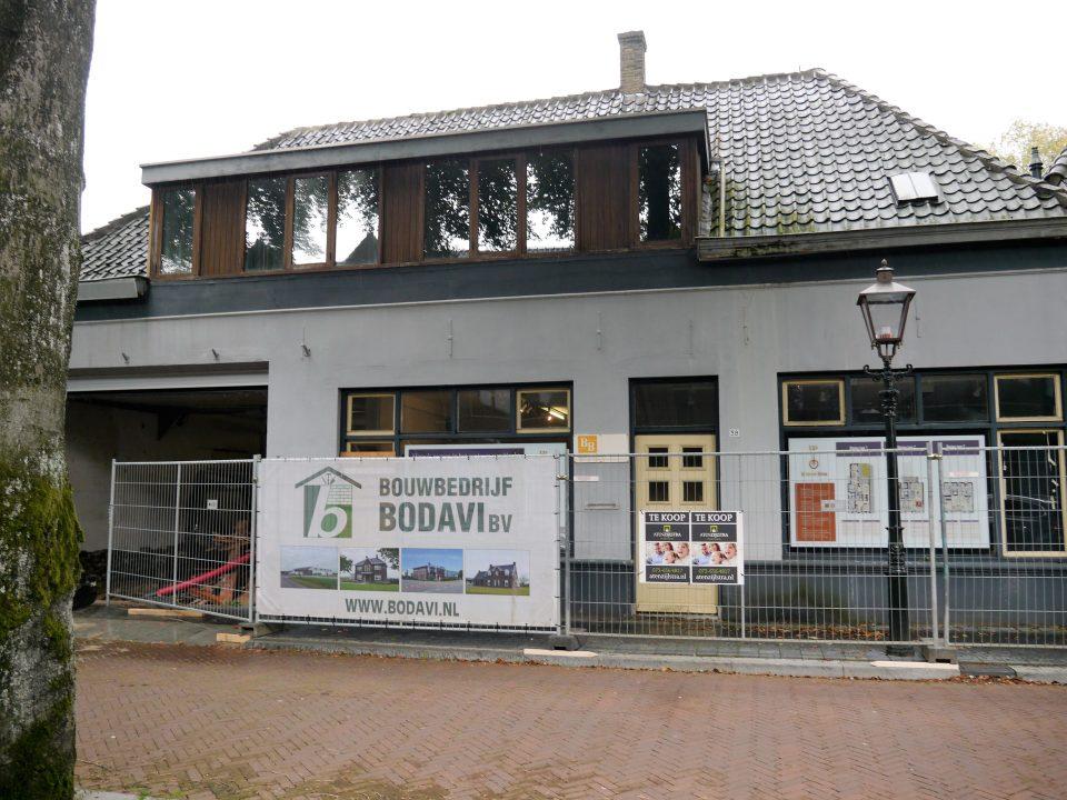 nieuwbouw Kerkstraat