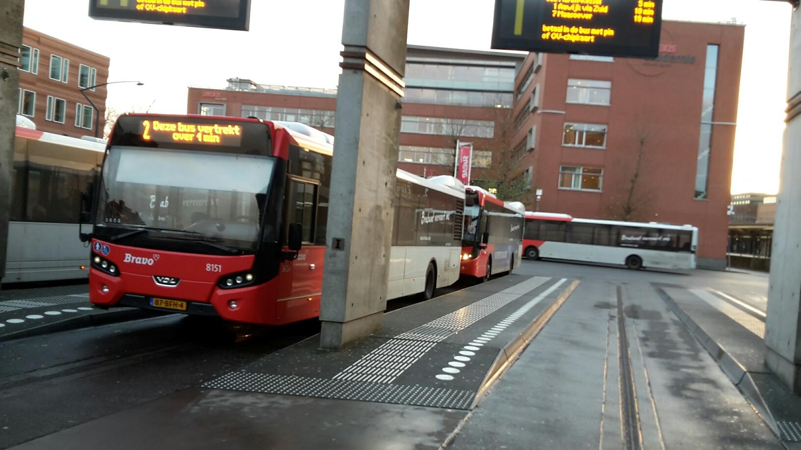 Den Bus